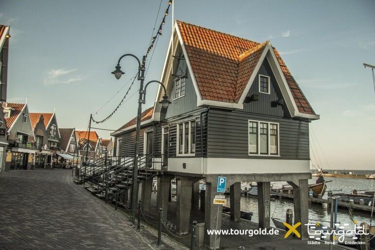 Ausflug Busreise Amsterdam Volendam