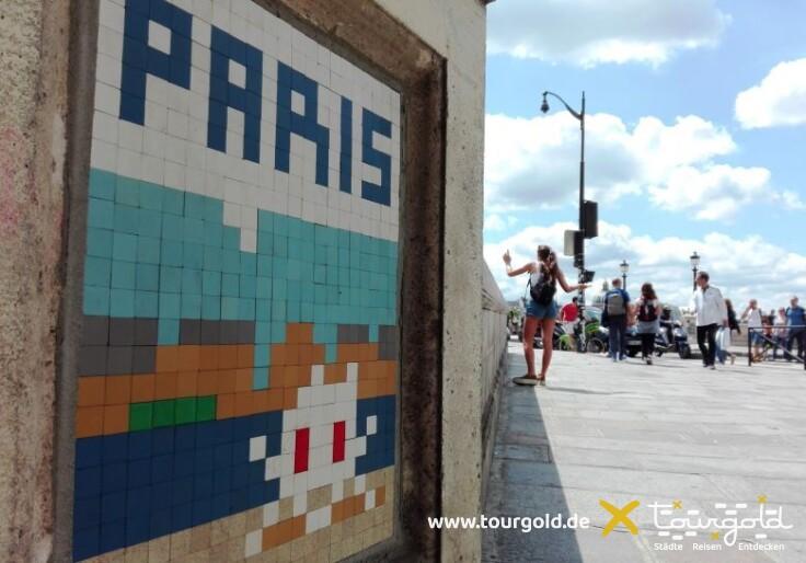 Tourgold Paris - Die schönsten Ecken der Stadt entdecken