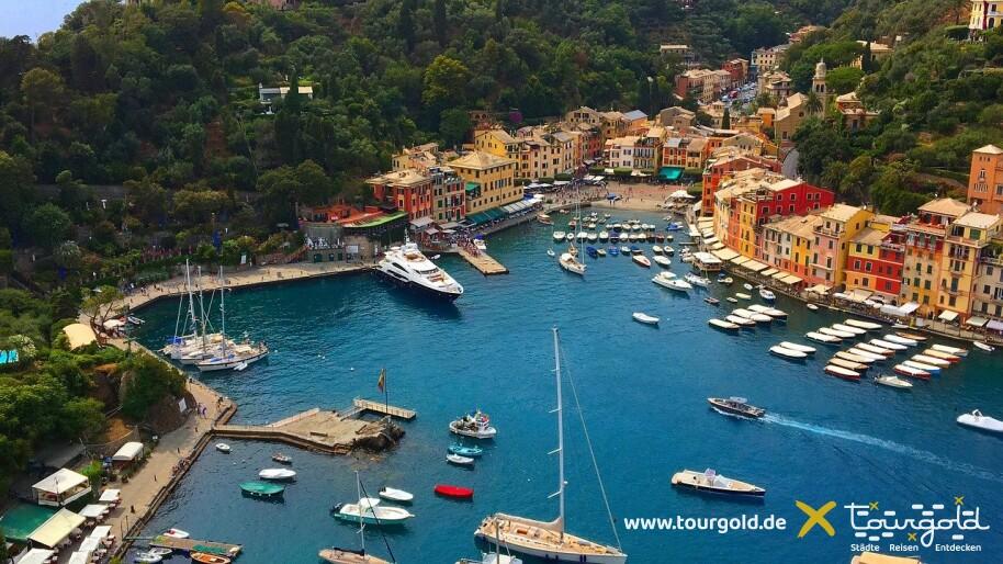 Busreise Italien Genua Portofino