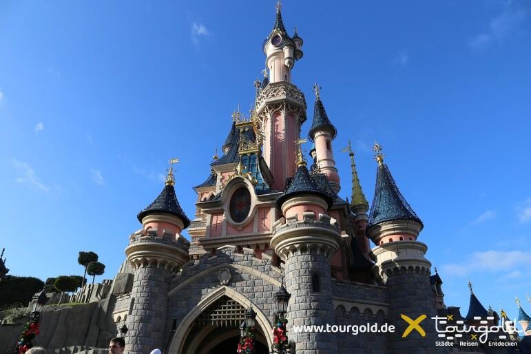 Ausflug zum Disneyland® Paris