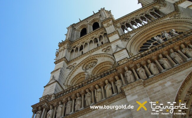Rundgang Notre Dame & Île de la Cité