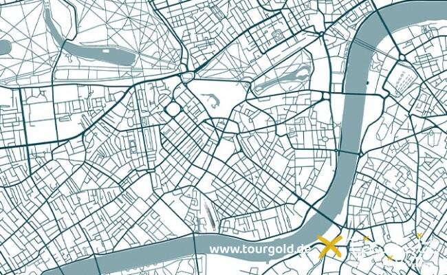 Stadtplan London